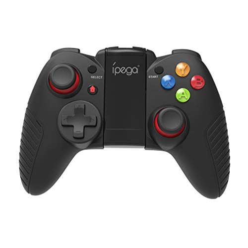 Gamepad für Schießspielhilfe, Tragbare Controller Joysticks ,Sensitive Schießen Wireless Bluetooth Game Controller Gamepad für Android TV Box PC Ps3 - Bluetooth-xp-notebooks