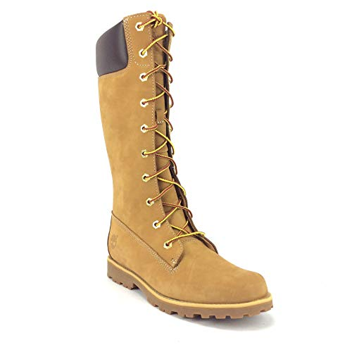 Asphalt Trail Tall Boot (Timberland Asphalt Trail Girls Classic Tall Lace-Up with Side Zip 83980, Stiefeln - 36 EU)