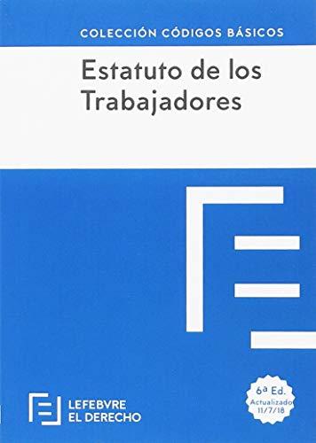 ESTATUTO DE LOS TRABAJADORES: Código Básico (Códigos Básicos)
