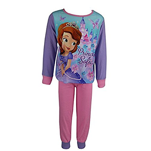 Disney Princess Sofia 100% Cotton Pyjama Set