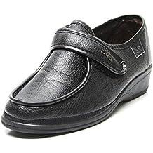 db9238f52a Doctor Cutillas 780 - Zapato Ortopédico Velcro Negro mujer