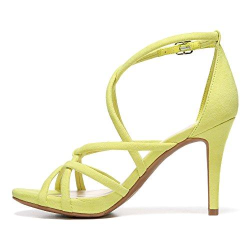 Fergalicious Hannah Damen Leder Sandale Citron