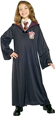 Rubie's Official Harry Potter Gryffindor Classic Robe Childs Costume - Large