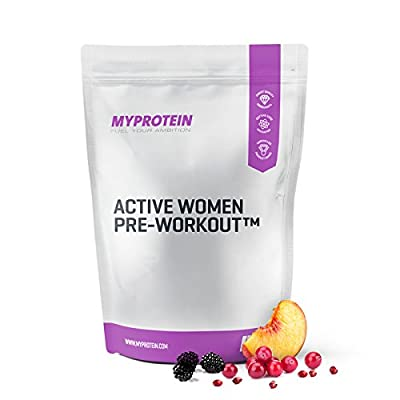 MY PROTEIN Active Woman Pre-Workout Multimineral, 1 kg, Cranberry and Pomegranate by MY PROTEIN