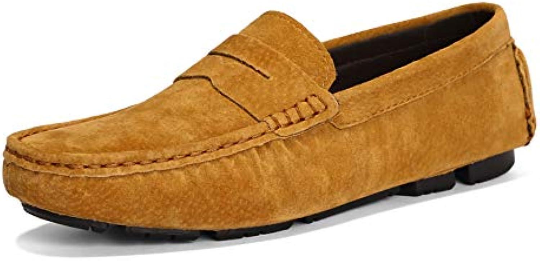 scarpe House Scarpe da Guida da da da Uomo in Pelle Antiscivolo, EU41 US8(M) UK7 | Prima i consumatori  0d3eb4