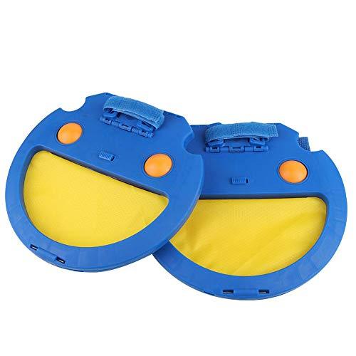 Alomejor Throw Game Set Squap Fangballspiel Ballspiel für Kinder EIN tolles Spiel um draußen zu Spielen(Blau)