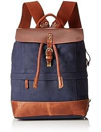 Timberland Backpack, Sacs à dos mixte adulte, Blau (Black Iris), 17x40x30 cm (B x H T)