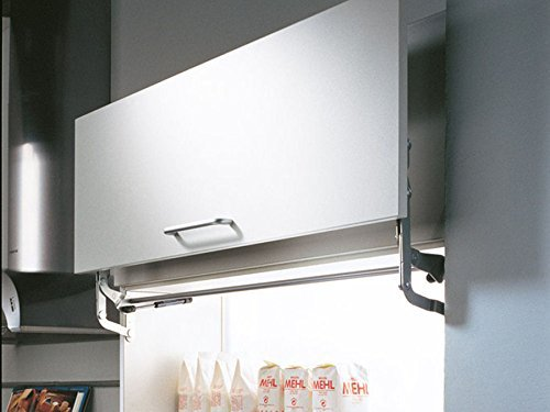 SO-TECH® HSB Tür-Liftbeschlag breitenanpassbar bis 1470 mm