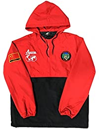 Great Wall Pullover Jacket