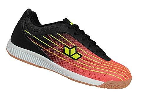 Lico , Chaussures spécial sports en salle pour garçon Orange