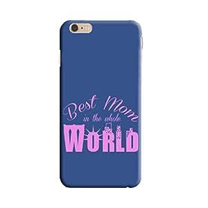 Aurmen High Quality Printed Designer Back Case Cover For I Phone 6 (Mom4)