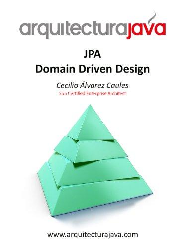 Arquitectura Java Jpa Domain Driven Design Spanish Edition Ebook