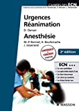Urgences - Réanimation - Anesthésie by David Osman, Marie-Pierre Bonnet