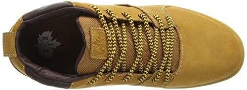 K1X Schn1tzel le, Baskets Basses Homme Beige (barley / Brown / Gum)