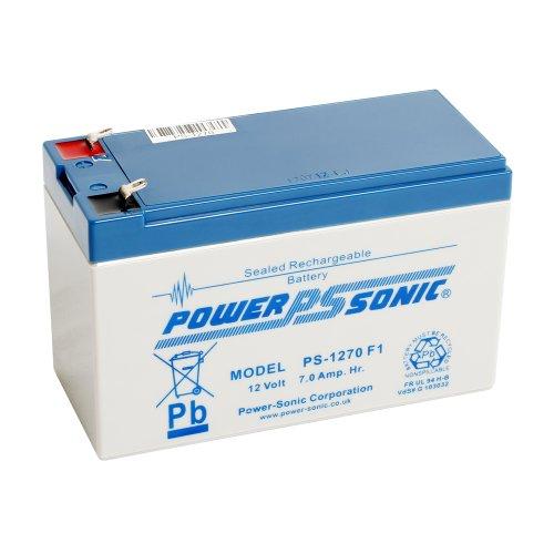Power Sonic PS1270 AMG-Batterie, 12 V, 7 Ah, für Elektrorollstühle / E-Bikes - Amg-batterie