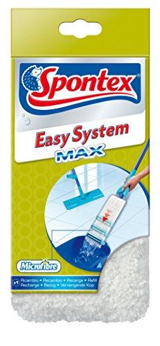 Spontex Recambio mopa microfibra fácil Max 3 Pack