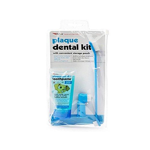 Petkin Zahnreinigungs-Set, zur Entfernung von Plaque (Plaque-entfernung)