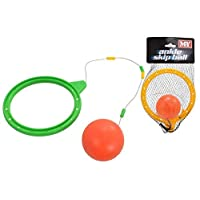 Guilty Gadgets ® ANKLE SKIP BALL IN NET BAG/HEADER M.Y