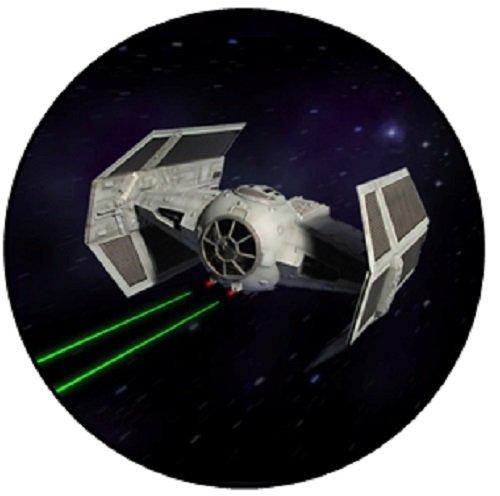 Imperial Corbata Fighter Star Wars Llavero abrebotellas (58 mm de diámetro)