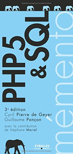 PHP 5 & SQL