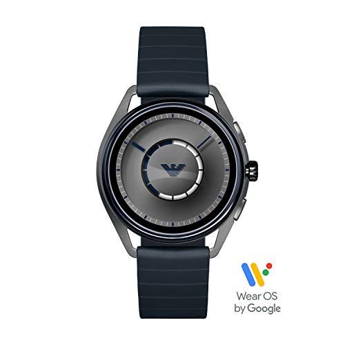 Emporio Armani Smartwatch Hombre Correa Caucho ART5008