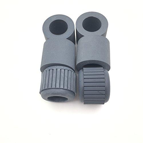 oklili 8927A004Exchange Roller Kit Tonabnehmer Feed Trennung Roller Reifen Gummi für Canon dr-6050C dr-6080C dr-7550C dr-7580C dr-9050C dr-9080C - Feed Pickup Roller