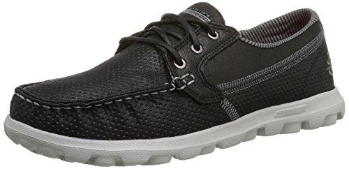 Skechers Go-Mist, Chaussures de Sport Femme, Talla Black Dot