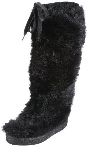Högl shoe fashion GmbH 2-102547, Bottes femme Noir - V.6