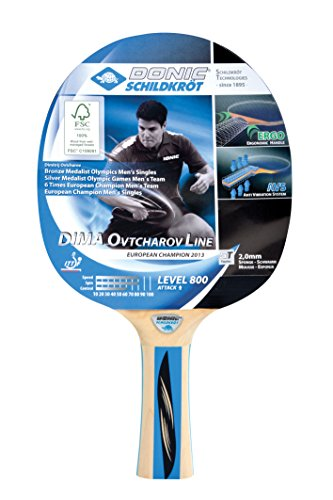 Galleria fotografica Donic-Schildkröt Dima Ovtcharov 800 Racchetta Tennis Tavolo