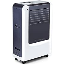 Climatizzatore Portatile a 12000 Btu, Condizionatore D'Aria Locale TROTEC PAC 3500 X Monoblocco da 3,4 Kw, EEK A