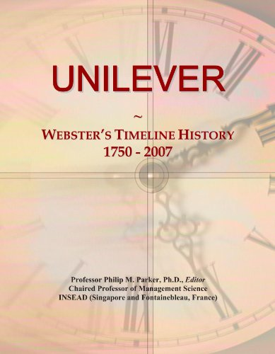 unilever-websters-timeline-history-1750-2007