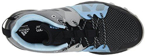 Scarpe Da Corsa Adidas Ladies Canadia 8.1 Tr Nere (nucleo Nero / Nucleo Nero / Blu Ghiaccio)