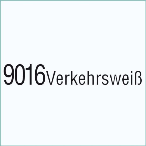 """Preisvergleich Produktbild Brantho Korrux """"3 in 1"""" 0,75 l 9016 Verkehrsweiß (26,00 EUR/l)"""
