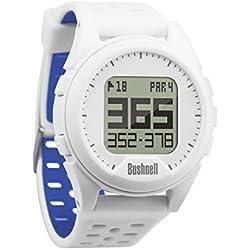 Bushnell Neo Ion Golf - Reloj unisex para adulto, Unisex adulto, 368652, blanco/azul, talla única
