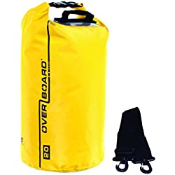 Overboard OB1001Y Waterproof Bolsa Impermeable Dry Tube - 5 LTR - Amarillo