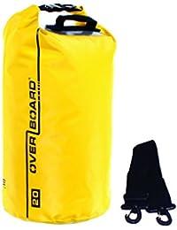 Over Board Herren Tasche Waterproof Dry Tube 5L - black