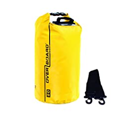 Overboard-Bolsa-de-playa-impermeable-capacidad-30-l-color-amarillo