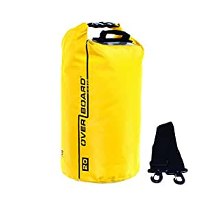 Overboard, Sacca impermeabile, Giallo (Gelb), 40 litri