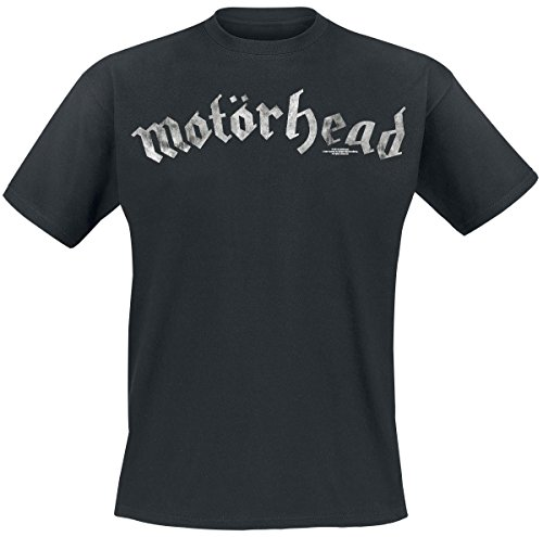 Motörhead Logo Camiseta Negro L