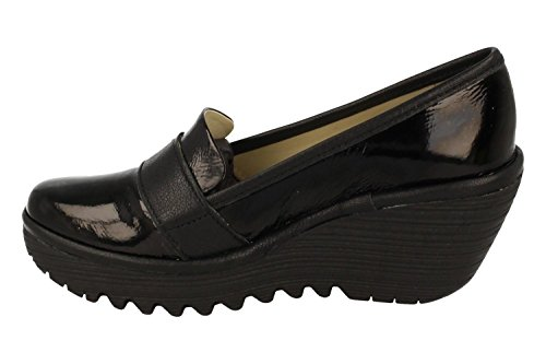 FLY London Yond771fly, Escarpins femme Luxor Black