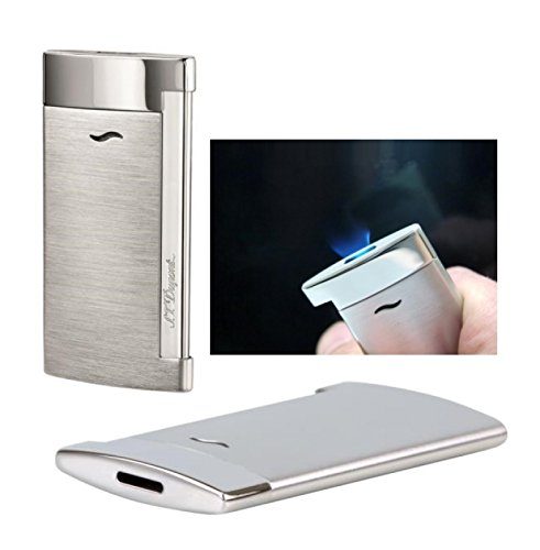 st-dupont-lighter-slim-7-brushed-chrome-flat-flame-lifestyle-ambiente-tastingbogen