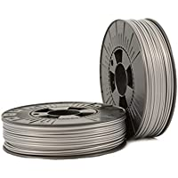ABS 2,85mm silver ca. RAL 9006 0,75kg - 3D Filament Supplies