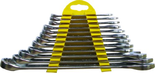 Stanley 70964E 12-Piece Combination Spanner Set
