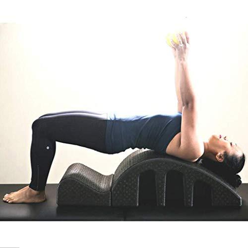 ADAHX Multifunktions-Yoga-Ausrüstung helfen Frauen Fett Brennen Fitness-Geräte Wirbelsäule Ausrichtung zurück Kurve Gesundheit Pilates Ausrüstung schön für Frauen (Yoga-ausrüstung Für Frauen)