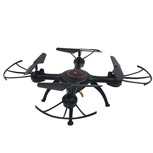 Multifunktional RC Hubschrauber, Y56x5uw 4CH 6-Achsen FPV RC Quadcopter mit 2.0MP HD WiFi Kamera/2, Modi/3D Rolling/Höhe Halt/Echtzeit Video