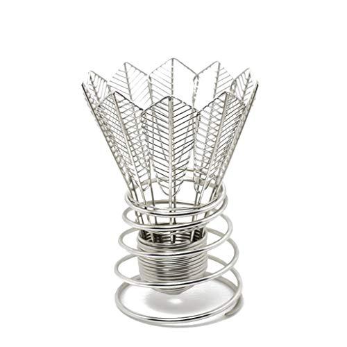 SMQ Edelstahl Badminton Federhalter/handgemachtes Federhalter/Druckpapiere Schmuck Schmuck Geschenke