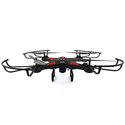 X-CAM Remote Controlled Flying Drone with HD Camera by Flying Gadgets Ltd.