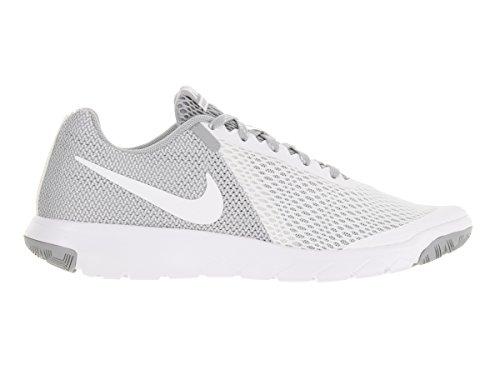 Nike Wmns Flex Experience Rn 5, Scarpe da Corsa Donna Blanco (Blanco (white/white-wolf grey))