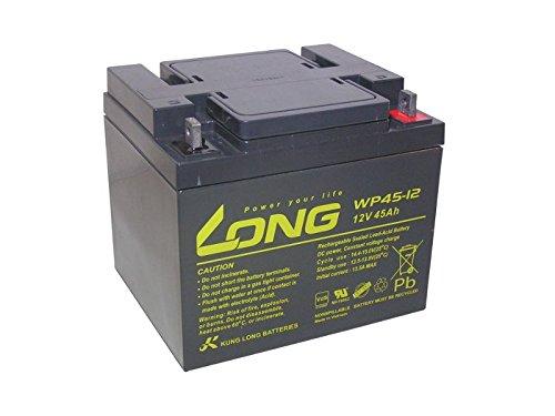 Akku kompatibel BC42-12 12V 45Ah wie 42Ah AGM Blei Accu Batterie wiederaufladbar