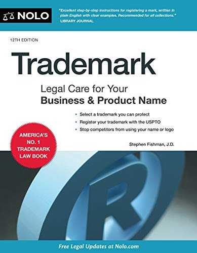 Trademark: Legal Care for Your Business & Product Name (English Edition) -